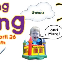 Spring Fling for Families – Sunday, April 26, 2015 – 4:00-6:00pm