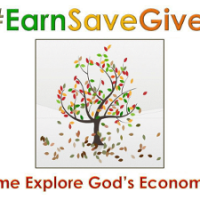 #EarnSaveGive – That Four Letter Word