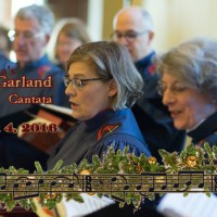 A Christmas Garland Cantata, Sunday, Dec 4, 2016 – 10:45am