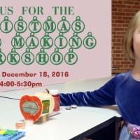 Children's Gift Making Workshop, Sun, Dec 18, 2016