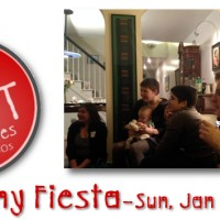 Twenty & Thirty Somethings Epiphany Fiesta: Sun, Jan 4, 2015
