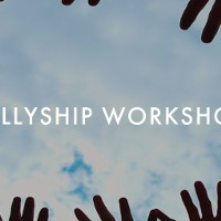 Allyship Workshop & Training – Mon, Jan 15, 2018 – 12:00noon