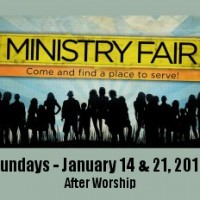 CHUMC Ministry Fair – Learn About Ways You Can Serve